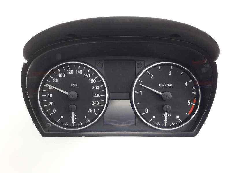 CUADRO INSTRUMENTOS BMW SERIE 3 BERLINA (E90) 320d  2.0 Turbodiesel CAT (177 CV) |   09.07 - 12.10_img_0
