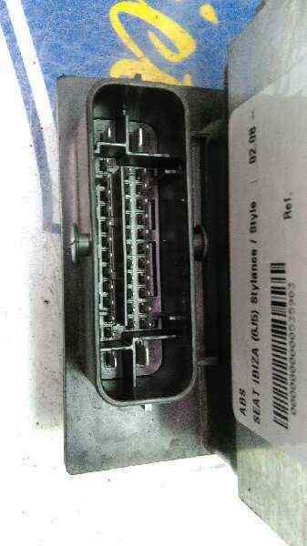 ABS SEAT IBIZA (6J5) Stylance / Style  1.6 TDI (90 CV) |   02.08 - 12.15_img_0