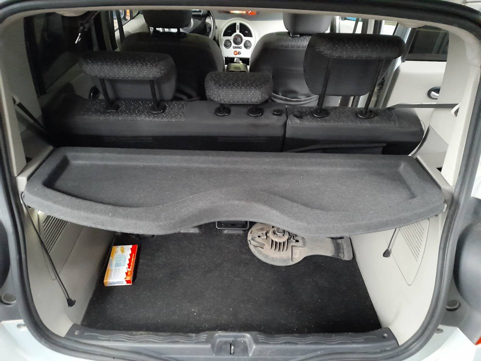 BANDEJA TRASERA RENAULT MODUS Confort Dynamique  1.5 dCi Diesel (82 CV) |   08.04 - 12.06_img_0
