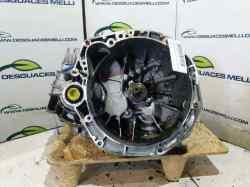 caja cambios renault megane ii berlina 5p confort dynamique  1.9 dci diesel fap (131 cv) 2005-2009 ND0008