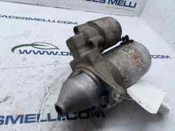 motor arranque opel corsa b top (e)  1.2 16v cat (x 12 xe / lw4) (65 cv) 1998-1998 0986017120