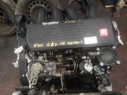 motor completo citroen zx 1.6 / 1.6i avantage  1.9 diesel (69 cv) D9B