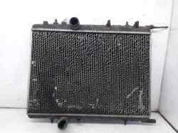 radiador agua peugeot 307 (s1) xr clim  2.0 hdi cat (90 cv) 2003-2004 9647421380