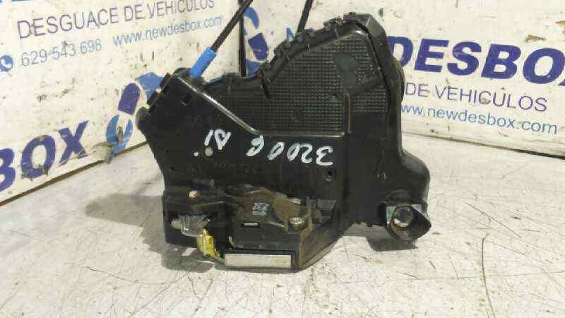 CERRADURA PUERTA DELANTERA IZQUIERDA  TOYOTA AURIS Active  1.4 Turbodiesel CAT (90 CV)     09.12 - 12.15_img_0