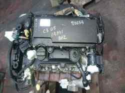 motor completo citroen c3 1.4 hdi sx plus   (68 cv) 2002-2008 8HZ