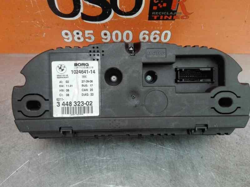 CUADRO INSTRUMENTOS BMW SERIE X3 (E83) 2.0d   (150 CV)     09.04 - 12.07_img_3