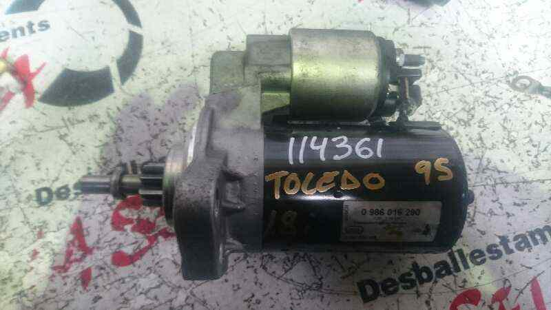 MOTOR ARRANQUE SEAT TOLEDO (1L) Base  1.8 CAT (ABS. ADZ) (90 CV) |   12.96 - 12.96_img_0