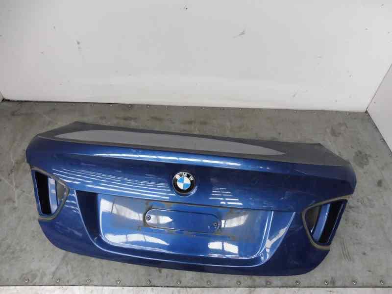 TAPA MALETERO BMW SERIE 3 BERLINA (E90) 320d  2.0 16V Diesel (163 CV) |   12.04 - 12.07_img_0