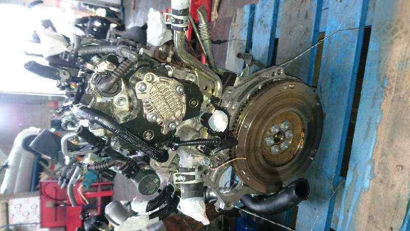 MOTOR COMPLETO TOYOTA YARIS Active  1.4 Turbodiesel CAT (90 CV) |   11.08 - 12.09_img_5