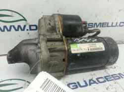 motor arranque opel astra g berlina comfort  1.6 16v (101 cv) 1998-2003 09130838