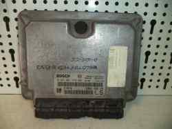 centralita motor uce opel astra g berlina club  1.7 turbodiesel cat (x 17 dtl / 2h8) (68 cv) 1998-1999 90589736