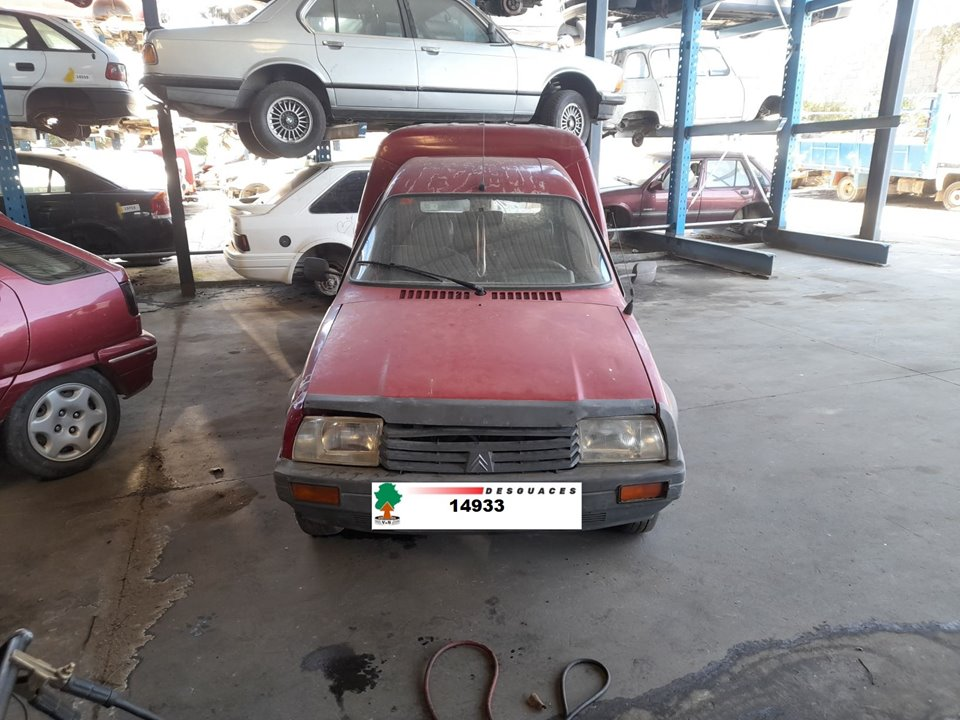 TAMBOR FRENO TRASERO CITROEN C15 D Familiale  1.8 Diesel (161) (60 CV) |   06.86 - ..._img_0