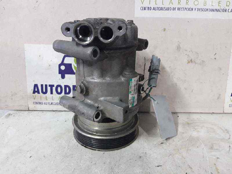 COMPRESOR AIRE ACONDICIONADO RENAULT KANGOO Profesional  1.5 dCi Diesel FAP (75 CV) |   08.10 - 12.15_img_0