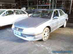 peugeot 406 berlina (s1/s2) srdt  2.0 hdi (109 cv) 1998-2004 RHZDW10ATED VF38BRHZF81