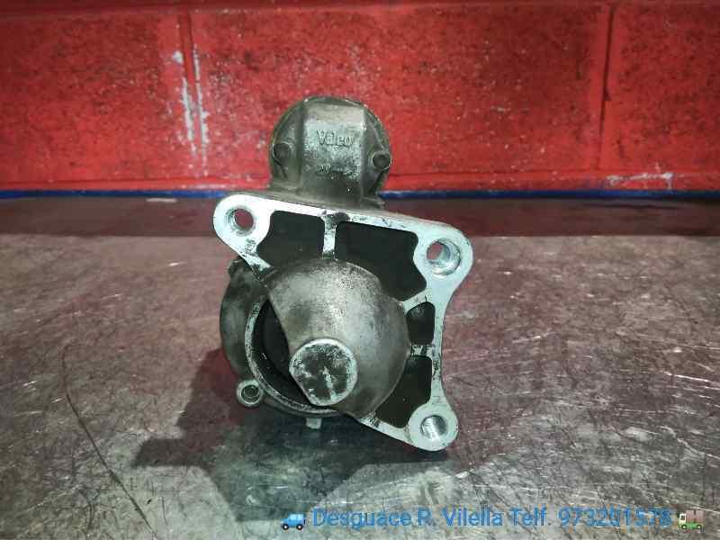 MOTOR ARRANQUE RENAULT MEGANE I SCENIC (JA0) 1.6 16V Kaleido   (107 CV)     01.99 - 12.99_img_0