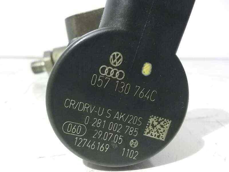 RAMPA INYECTORA AUDI A6 BERLINA (4F2) 3.0 TDI Quattro (165kW)   (224 CV)     03.04 - 12.06_img_1