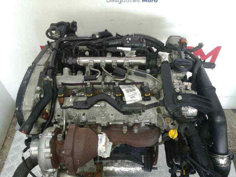 MOTOR COMPLETO OPEL INSIGNIA SPORTS TOURER Cosmo  2.0 16V CDTI (160 CV)     10.08 - 12.11_img_5