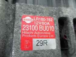 ALTERNADOR NISSAN PRIMERA BERLINA (P12) Acenta  1.6 CAT (109 CV) |   05.02 - ..._mini_1