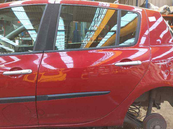 PUERTA TRASERA IZQUIERDA RENAULT CLIO III Emotion  1.5 dCi Diesel CAT (86 CV) |   04.06 - 12.09_img_0