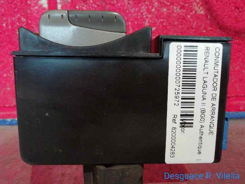CONMUTADOR DE ARRANQUE RENAULT LAGUNA II (BG0) Authentique  1.9 dCi Diesel (120 CV) |   0.01 - ..._img_0
