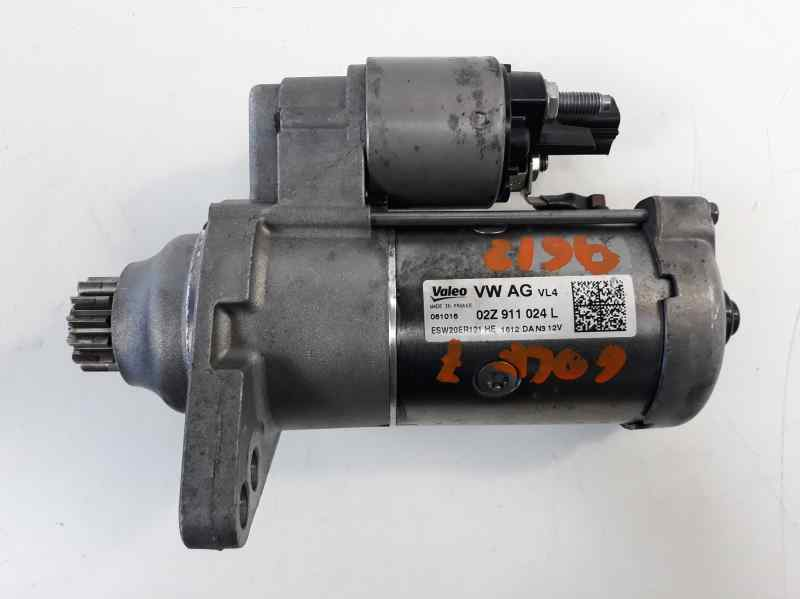 MOTOR ARRANQUE VOLKSWAGEN GOLF VII SPORTSVAN Advance BlueMotion Tech  1.6 16V TDI DPF (110 CV) |   05.14 - 12.15_img_0