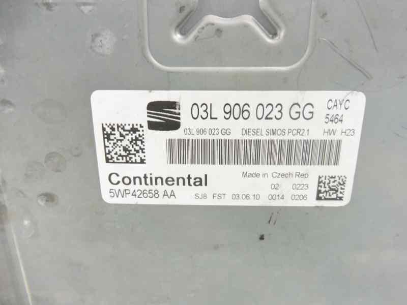 CENTRALITA MOTOR UCE SEAT ALTEA XL (5P5) Style Ecomotive  1.6 TDI (105 CV) |   10.09 - 12.13_img_3