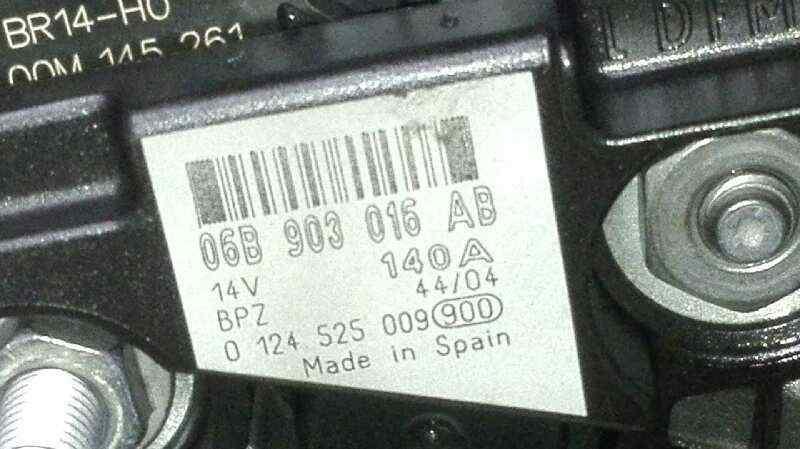 ALTERNADOR AUDI A4 BERLINA (8E) 2.0 TFSI Quattro (147kW)   (200 CV) |   11.04 - 12.07_img_2