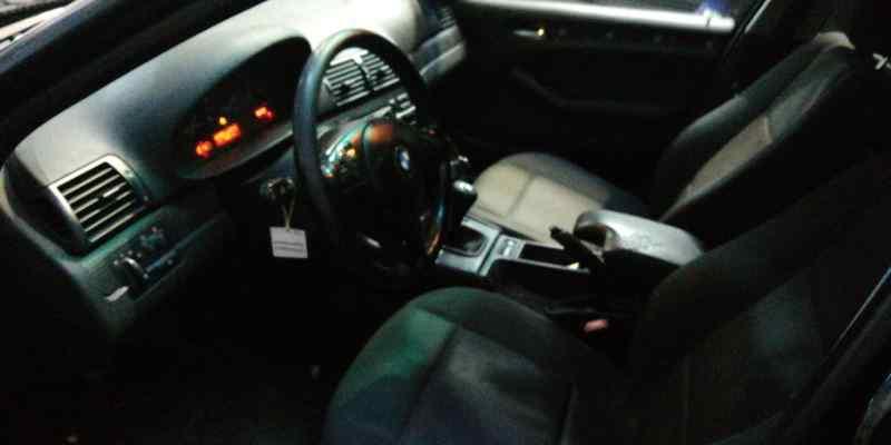 BMW SERIE 3 TOURING (E46) 320d  2.0 16V Diesel CAT (150 CV) |   03.03 - 12.06_img_4