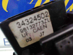 MANDO LIMPIA CITROEN XANTIA BERLINA 1.9 SD SX   (75 CV) |   12.97 - 12.99_img_1