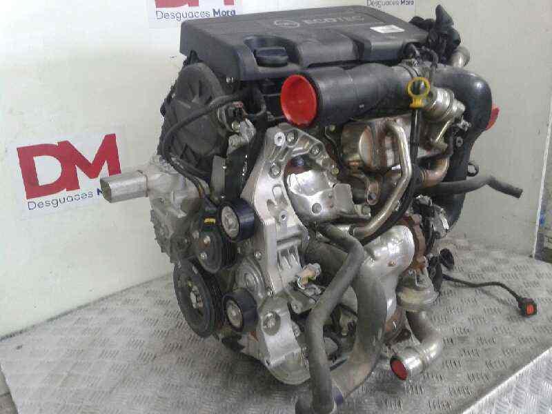MOTOR COMPLETO OPEL ASTRA J LIM. Cosmo  1.7 16V CDTI (110 CV) |   09.09 - 12.11_img_1