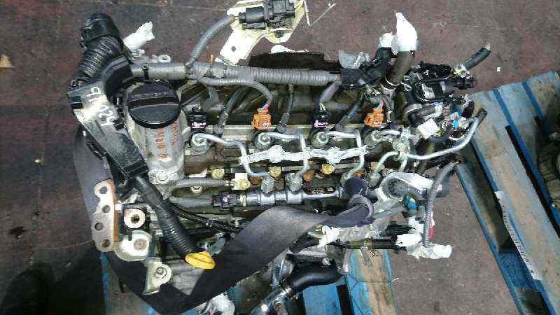 MOTOR COMPLETO TOYOTA YARIS Active  1.4 Turbodiesel CAT (90 CV) |   11.08 - 12.09_img_0