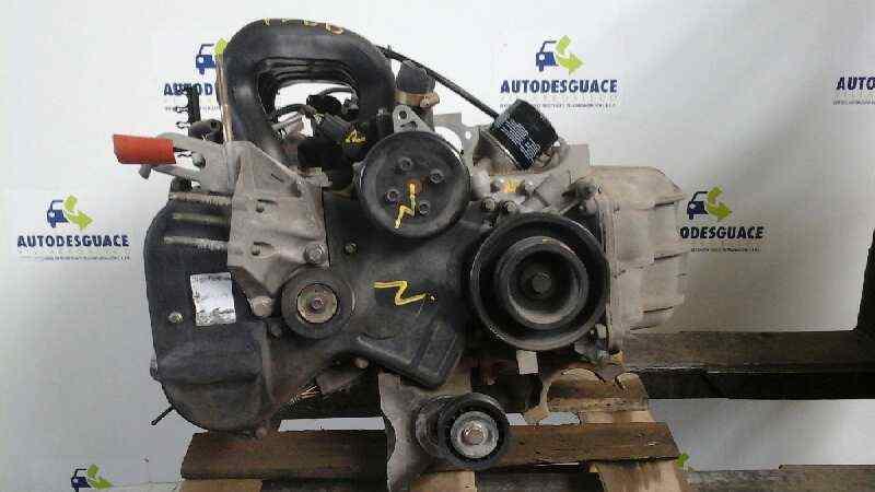MOTOR COMPLETO FORD FOCUS TURNIER (CAK) 1.6 16V CAT   (101 CV) |   0.98 - 0.04_img_0