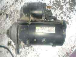 motor arranque seat toledo (1m2) stella  1.9 tdi (110 cv) 1999-2004 02A911024B