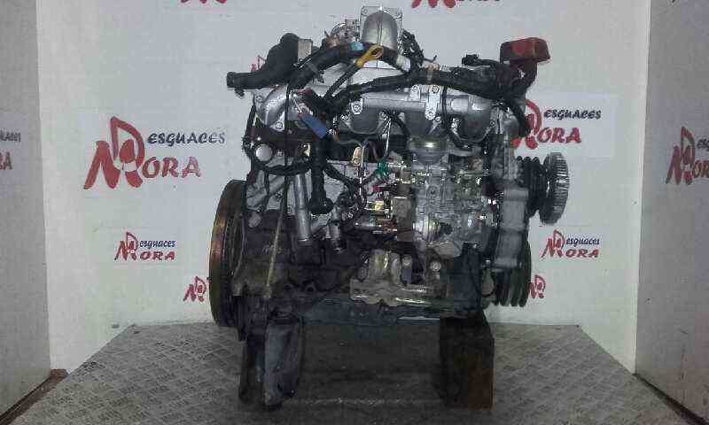 MOTOR COMPLETO NISSAN TERRANO II  '0 2.7TD _img_0