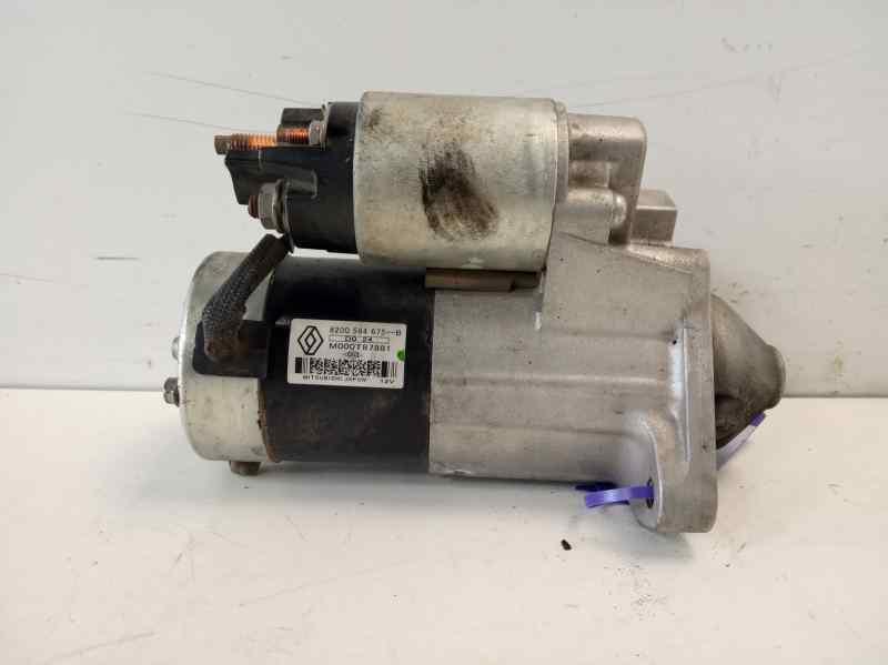 MOTOR ARRANQUE NISSAN QASHQAI (J10) Acenta  1.5 dCi Turbodiesel CAT (106 CV) |   01.07 - 12.15_img_0
