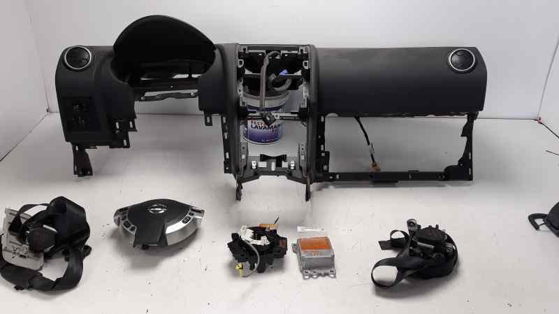 KIT AIRBAG NISSAN QASHQAI (J10) Acenta  1.5 dCi Turbodiesel CAT (106 CV) |   01.07 - 12.15_img_0