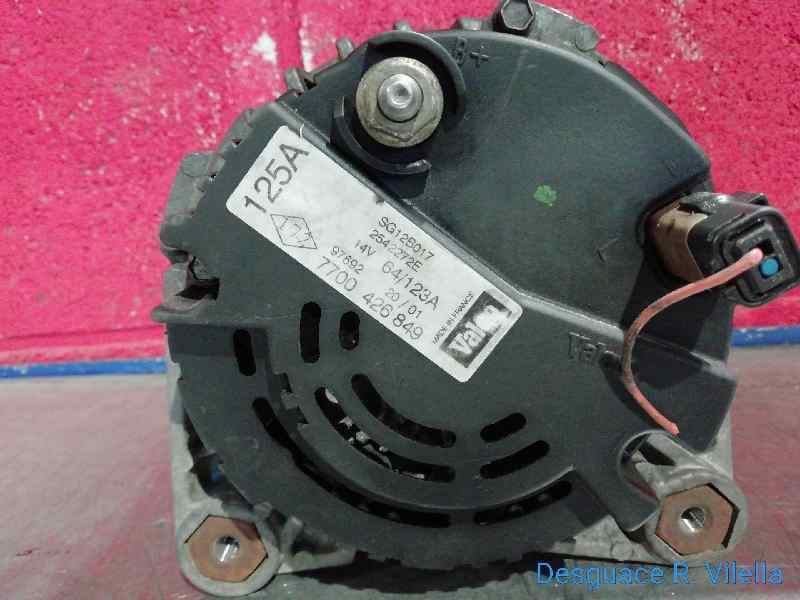ALTERNADOR RENAULT LAGUNA II (BG0) Authentique  1.9 dCi Diesel (120 CV) |   0.01 - ..._img_3
