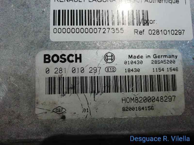 CENTRALITA MOTOR UCE RENAULT LAGUNA II (BG0) Authentique  1.9 dCi Diesel (120 CV) |   0.01 - ..._img_3