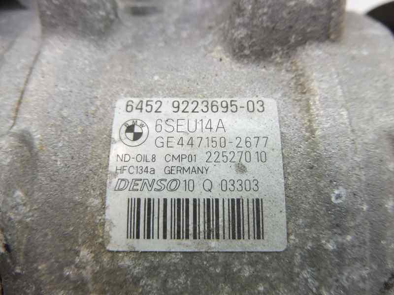 COMPRESOR AIRE ACONDICIONADO BMW SERIE 4 COUPE (F32) 420d  2.0 Turbodiesel (184 CV) |   07.13 - 12.15_img_2