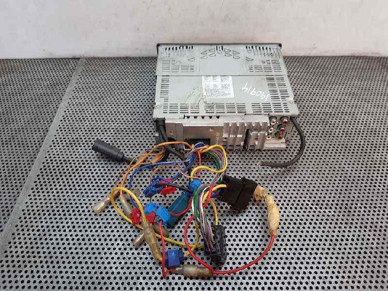 SISTEMA AUDIO / RADIO CD CITROEN C4 BERLINA Collection  1.4 16V (88 CV) |   06.04 - 12.08_img_1