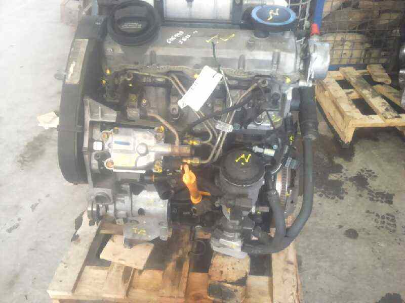 MOTOR COMPLETO SEAT IBIZA (6L1) Fresh  1.9 SDI (64 CV) |   11.03 - 12.04_img_0