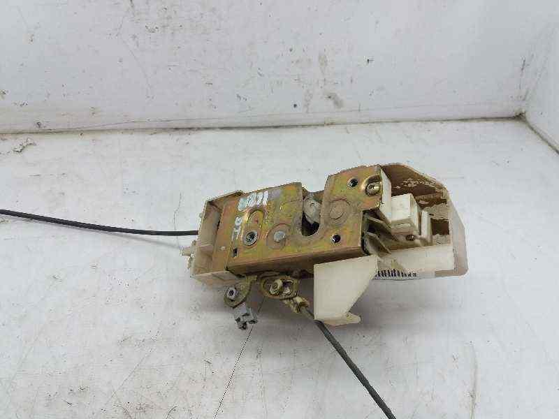 CERRADURA PUERTA DELANTERA IZQUIERDA  FORD FIESTA BERLINA Valore  1.8 Diesel CAT (60 CV) |   12.96 - 12.97_img_1