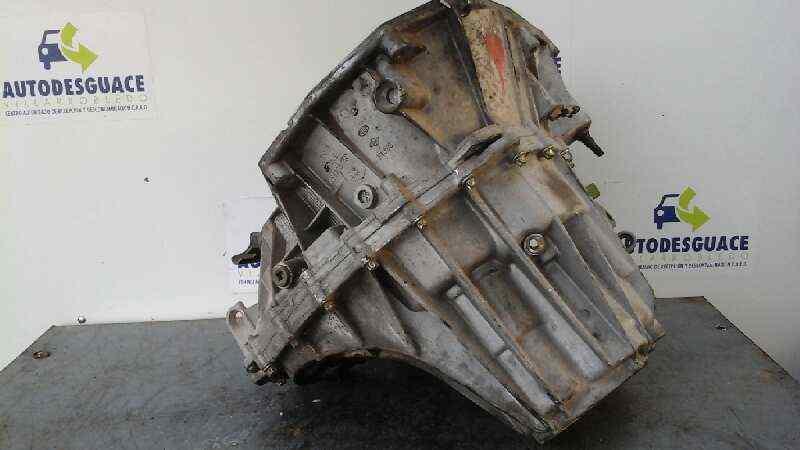 CAJA CAMBIOS RENAULT MEGANE II BERLINA 5P 1.5 dCi Diesel   (82 CV) |   0.02 - 0.09_img_3
