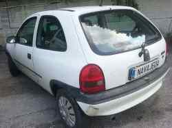 opel corsa b viva  1.2  (45 cv) 1993-1996 C12NZ WOL000073T4