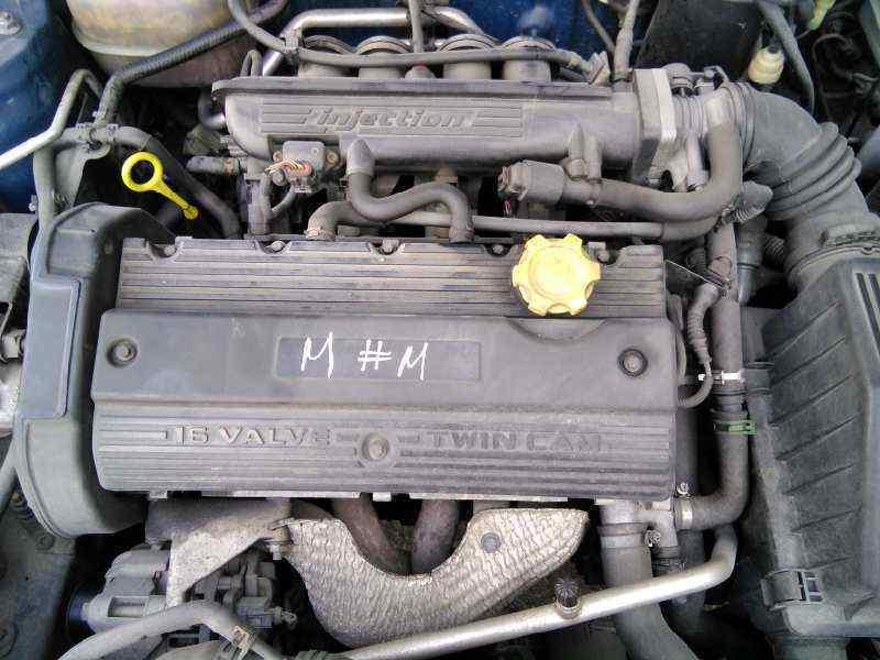 PARAGOLPES TRASERO MG ROVER MG ZR 105  1.4 16V CAT (103 CV) |   12.01 - 12.04_img_4