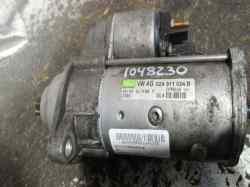 motor arranque skoda fabia (6y2/6y3) attractive  1.9 tdi (101 cv) 2002- 02A911024B