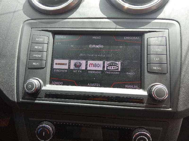 SISTEMA AUDIO / RADIO CD SEAT IBIZA SC (6P5)(05.2015->) FR Crono  1.0 TSI (110 CV) |   ..._img_0