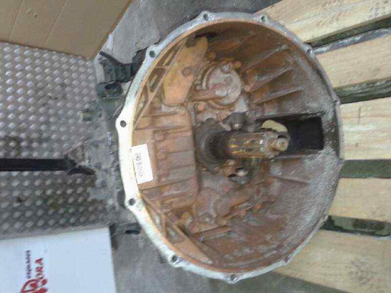 CAJA CAMBIOS MAN TGS 440 440       ... _img_0