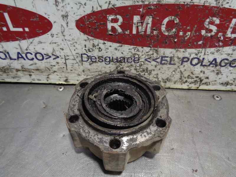 CUBOS DE BLOQUEO NISSAN TERRANO/TERRANO II (R20) Aventura  2.7 Turbodiesel (125 CV)     12.97 - 12.04_img_0