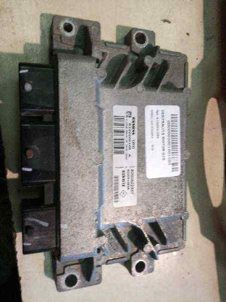 CENTRALITA MOTOR UCE RENAULT CLIO III Exception  1.2  (75 CV) |   09.06 - ..._img_0
